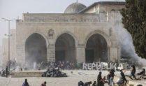 Masjid Al-Aqsa Dizalimi, Akankah Kita Terus Diam?