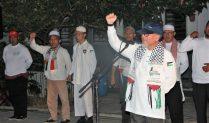 Imaam Lepas Seribu Peserta Gerak Jalan Cinta Al-Aqsha