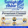 Tabligh Akbar dan Longmarch Cinta Al-Aqsa di Bekasi