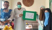 Mae_C Mulai Salurkan Paket Bantuan Ramadhan Untuk Gaza