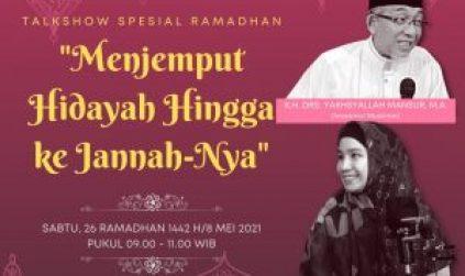 """KMP: Talkshow """"Menjemput Hidayah Hingga Ke Jannah-Nya"""""""