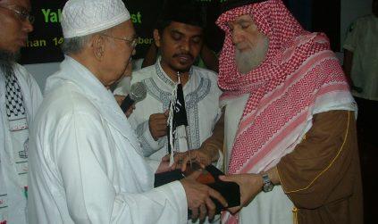 Maklumat Wafatnya Dr. Mahmoud Sheyam