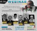 AWG Selenggarakan Webinar Internasional Bela Al Aqsa