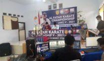 Kejuaraan Karate Al-Fatah Nasional AKC V 2021