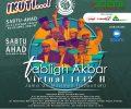 Tabligh Akbar Virtual 1442 Hijriyah