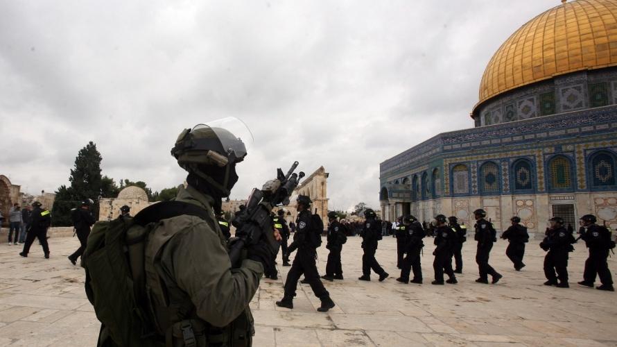 نداءات جادة لإيقاف إسرائيل من الاستمرار في انتهاكاتها للأراضي الفلسطينية و المسجد الأقصى